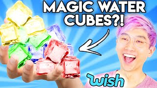 Can You Guess The Price Of These WEIRD WISH PRODUCTS!? (GAME)