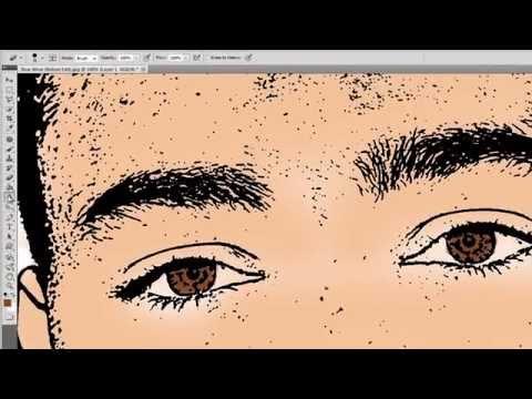 0 Photoshop CS5   Cartoon Vector Effect   Tutorial *REQUEST*
