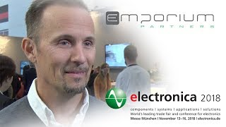 Electronica: Emporium Partners on long term storage of electronic components​