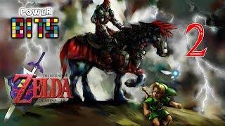 The Legend of Zelda Ocarina of Time Parte 2 [Toma el Control 37]