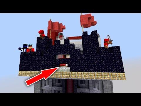 ОБСИДИАНОВЫЙ ФОРТ НА БЕД ВАРСЕ! ИГРАЕМ ДО КОНЦА! САМАЯ ДЛИННАЯ СЕРИЯ 50 МИНУТ - (Minecraft Bed Wars)