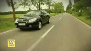 Знакомство с Renault Fluence