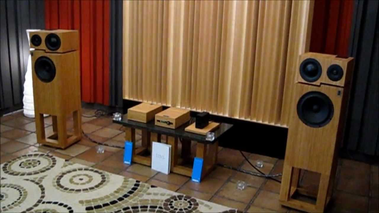 The Most Extreme Hi Fi Speakers Video Home Audio Madness