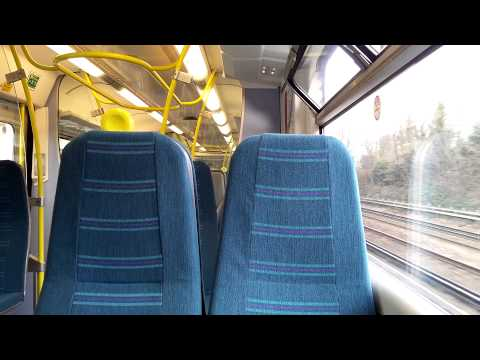 Southern Railway Class 455 (Carriage Number: 77601) West Croydon To London Bridge Via Forest Hill