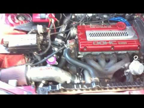 My 2g GSX - Walkaround, 2 Step, and Pull