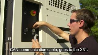 How to set up a Modular Power Plant by Atlas Copco