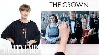 The Crown's Costume Designer Breaks Down the Fashion of Season 2 | Vanity Fair