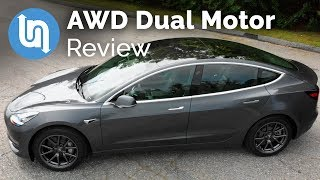 Tesla Model 3 AWD Review