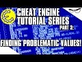 Cheat Engine 6.3 | 6.4 Tutorial Series Part 3: Finding problematic values