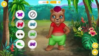Baby Animal Hair Salon 2 - TutoTOONS - Fun for kids games