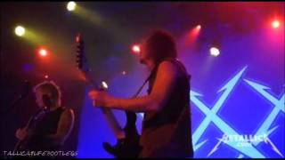 Metallica - The God That Failed [Live Fillmore December 10, 2011] HD