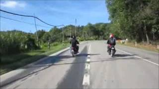 Trip To Kolam Air Panas Poring Ranau....