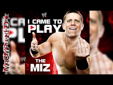 Wwe: The Miz 6th Theme i Came To Play (w awesome Quote) [cd Quality + Download Link] video