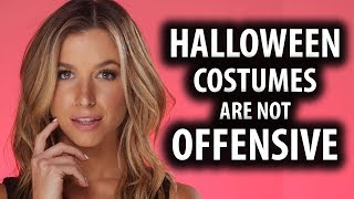 Halloween Costumes Are Not Cultural Appropriation