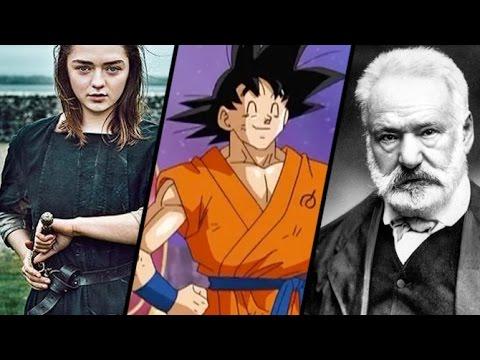 HORS-JEU : Game of Thrones saison 6, Dragon Ball Super, Victor Hugo et Vous êtes fous d'avaler ça thumbnail