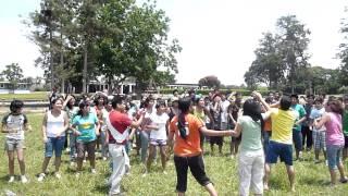 Descargar Musica Cristiana Gratis Barra Equipo ROJO... Camp adolescentes 2012