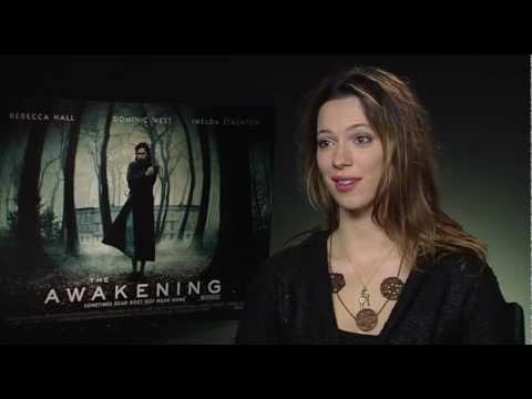 Rebecca Hall Interview -- The Awakening