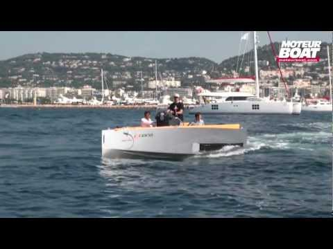 IGUANA 29, L OPEN AMPHIBIE - Essai moteurboat.com