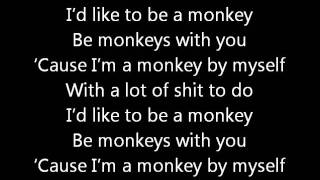 Watch 100 Monkeys The Monkey Song video