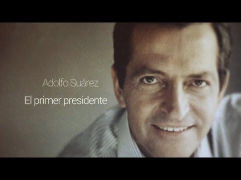 Homenaje a Adolfo Suárez