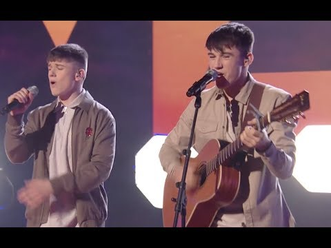 Sean & Conor Energy Makes The Audience Moves Along | Live Show | The X Factor UK 2017
