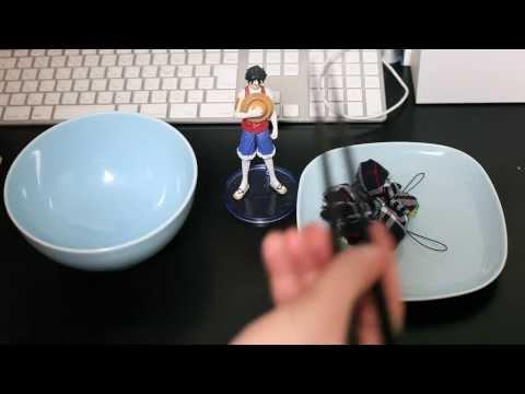 Япония. Как пользоваться палочками. Этикет