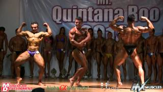 BATALLA POR EL MR. QUINTANA ROO ABSOLUTO 2014
