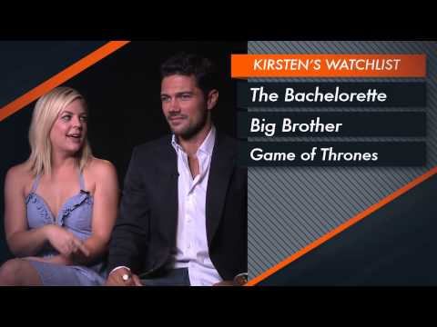 Kirsten Storms shares her favorite TV shows!