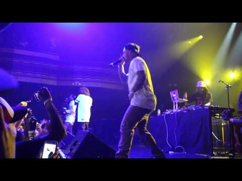 (Video) Ab-Soul Takes Over NYC's Webster Hall & Brings Out Mac Miller!