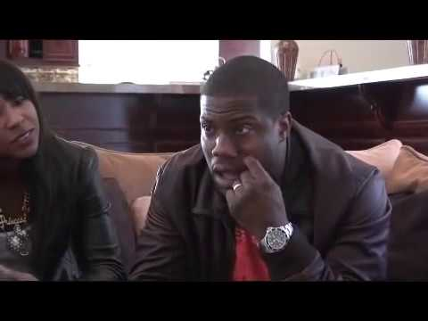 Torrei hart and Kevin Hart interview