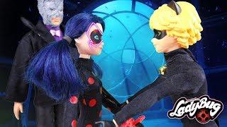 Miraculous Ladybug et Chat Noir Ladybug Akuma Suite