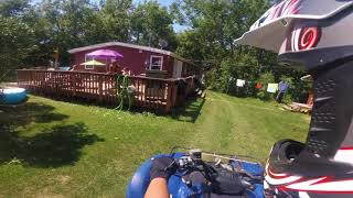 Moto Vlog
