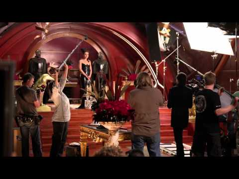 """Jupiter Ascending 2015 Behind The Scenes   """"The Wachowskis"""""""