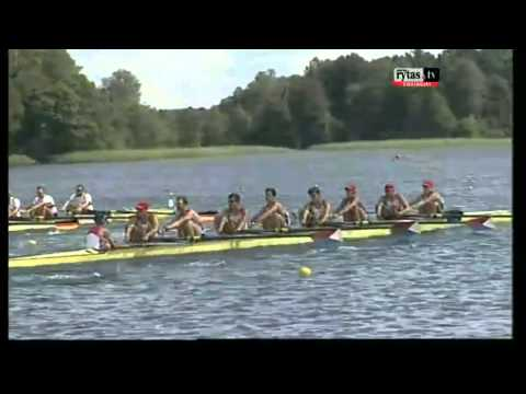 2012 World Rowing U23 Championships - BM8+ Final
