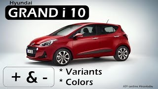 HYUNDAI GRAND i10 | GRAND I10 REVIEW | HYUNDAI GRAND I10 2017 : SHOULD YOU BUY IT ? : ASY CARDRIVE