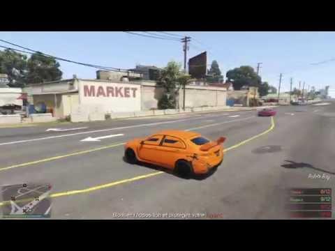 DÉFENSE OFFENSIVE 2 GTA 5 ONLINE