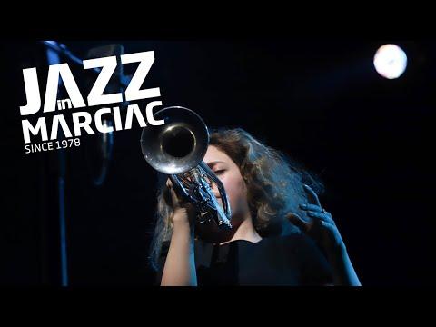 "Lucienne Renaudin Vary ""Águas de Março"" @Jazz_in_Marciac 2018"