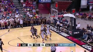 Summer League: Sacramento Kings vs D-League Selects