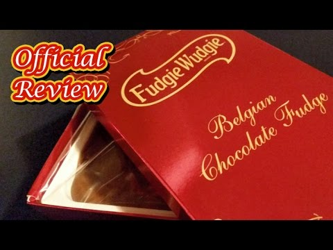 Fudgie Wudgie Belgin Chocolate Fudge Review