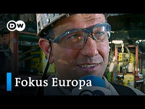 Schicht im Schacht - die letzte deutsche Zeche schließt | Fokus Europa