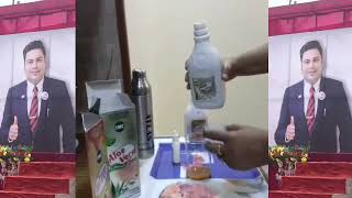 How to make morning energetic drink .  by imc business news
