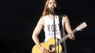 30 Seconds to Mars Video - 30 Seconds To Mars - Acoustic Medley (live Théâtre Antique Vienne 17/07/14)