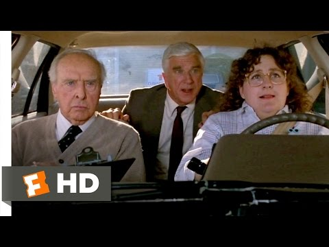 The Naked Gun: From The Files Of Police Squad! (2/10) Movie CLIP - Student Driver (1988) HD