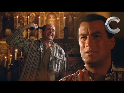 Stephen Tobolowsky on working with Steven Seagal