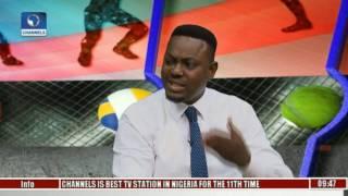 Sports This Morning: Analyst Discuss Emordi's Resignation