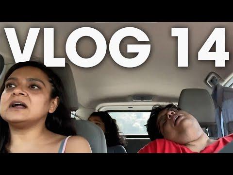 Vlog 14 | Sasta ZNMD - The Road Trip Vlog feat. @Kaneez Surka