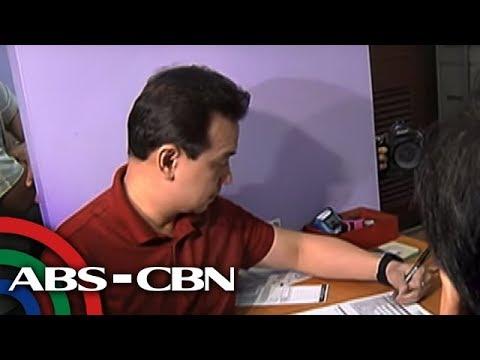 TV Patrol: Gordon, kinasuhan ng plunder ni Trillanes
