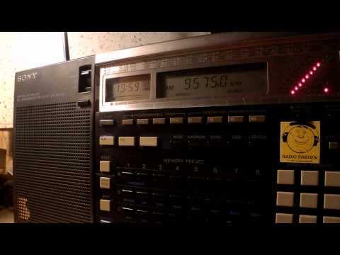 10 08 2015 Radio Medi 1 in Arabic to NoAf 1958 on 9575 Nador