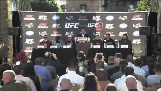 UFC 137 Pre-fight Press Conference