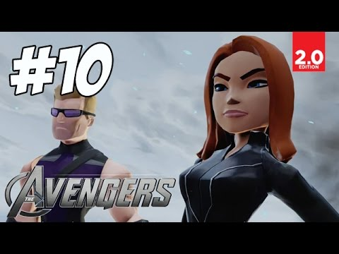 The Avengers - Part 10 (Taking Some Heat, Just Say Nano, Safety First) Disney Infinity 2.0